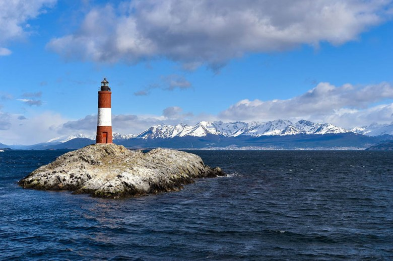 Things to do in Ushuaia: Les Eclaireurs Lighthouse is one of the city's icons