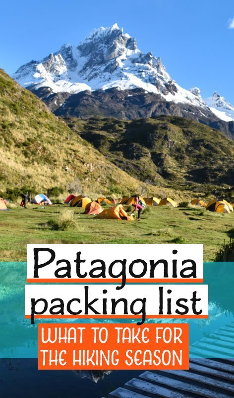 A comprehensive Patagonia packing list that will help you plan any length trip to this part of the world. With its extreme weather and excellent hiking opportunities you'll want to make sure you're fully prepared. Check out the article to see exactly what we packed.