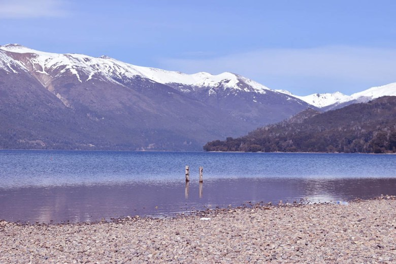 Things to do in Bariloche: Lago Gutierrez is one of many beautiful lakes to see in the area