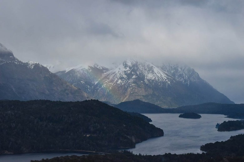 Catching the view from Cerro Campanario is one of the classic things to do in Bariloche