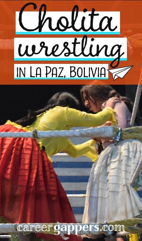 There's nothing quite like a cholita wrestling show in La Paz. Every Thursday and Sunday, crowds gather as women in traditional dress take to the ring in a show of pride, prowess and athleticism.