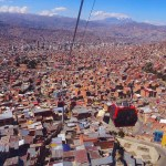 Mi Teleférico in La Paz is the world's highest cable car