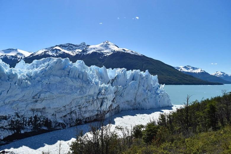 Perito Moreno Glacier is one of the most popular tourist attractions in South America