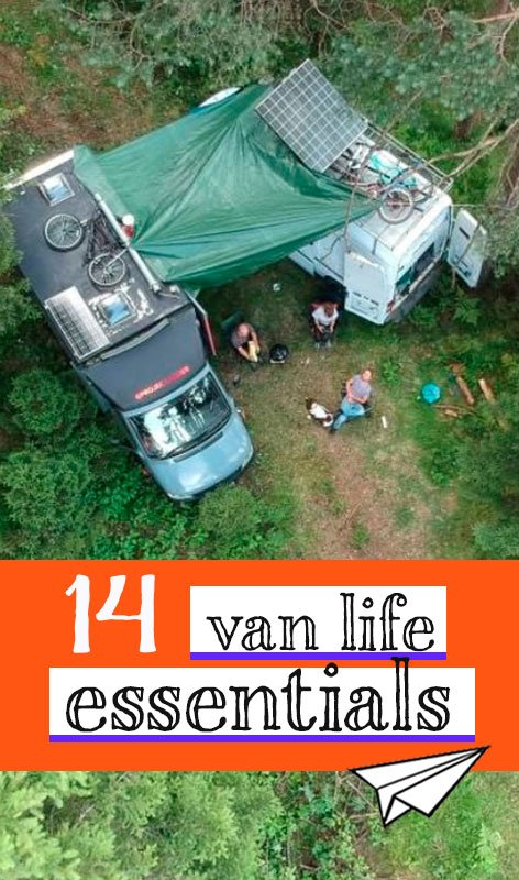 Before you set off on a van life adventure, this compilation of van life essentials explains everything you will need before you go.