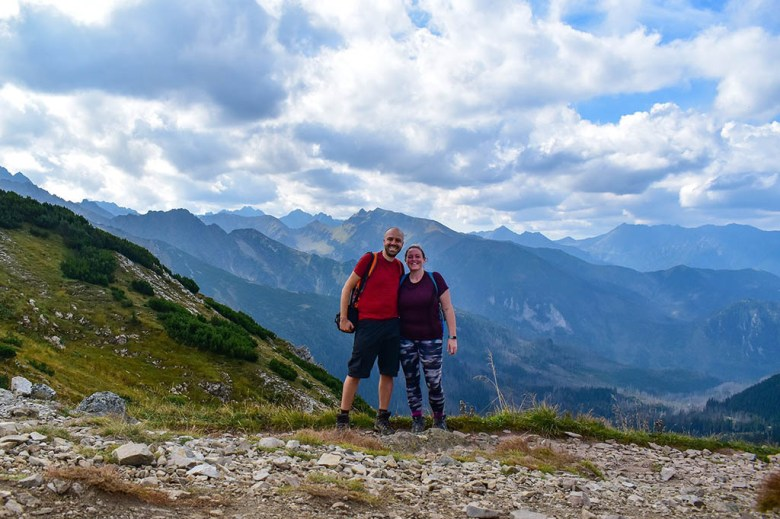 We spent a few days of September in Slovakia, hiking in the High Tatras and visiting Bratislava