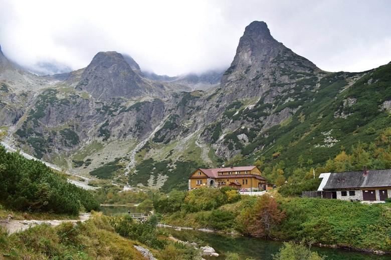 We took a mini-break in Slovakia to go hiking in the High Tatras