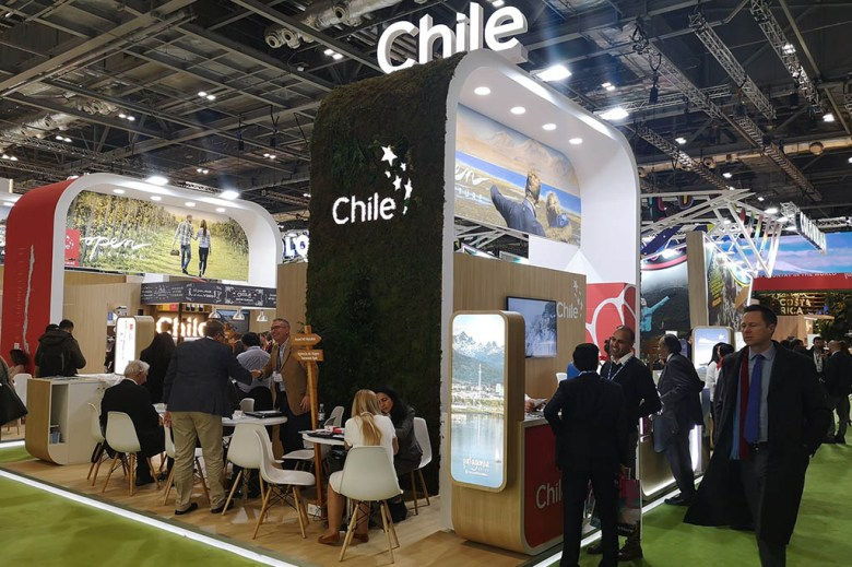 I had lots of conversations with representatives of the Chilean tourist board at WTM London