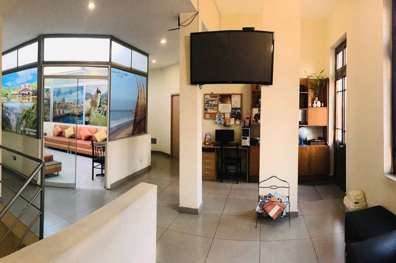 A hostel within walking distance of Centro Historico, Lima House provide great value accommodation