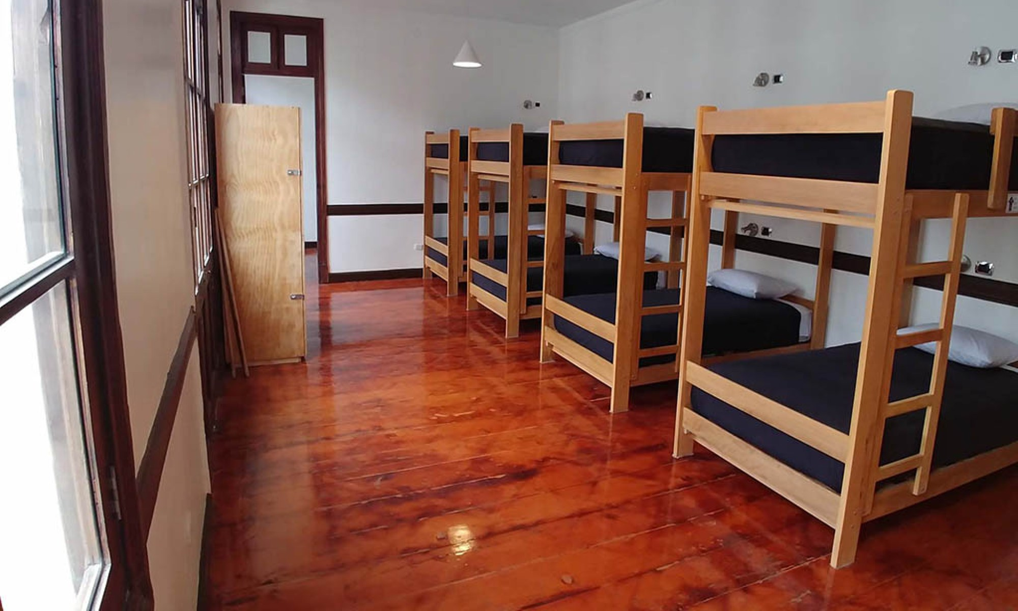 Orchid Hostel Lima dormitory