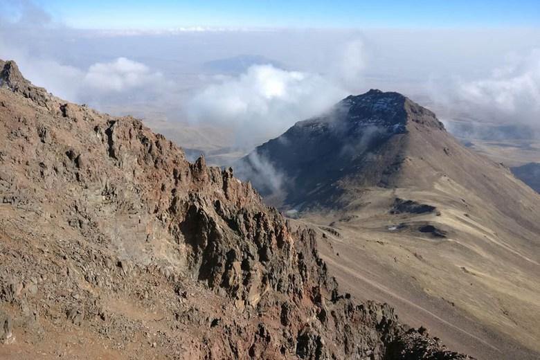 Mount Aragats Armenia