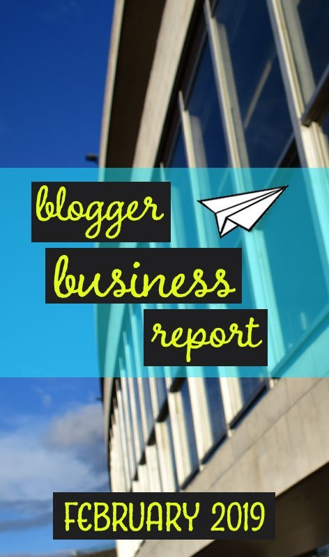 Each month we report on our progress and cashflow as we attempt to build a thriving travel blogging business. This is our business report for February 2019. #blogging #incomereport #businessreport #startablog #travelblog
