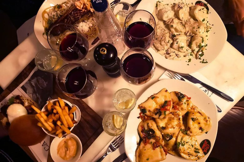 A Maltese feast at Café Jubilee
