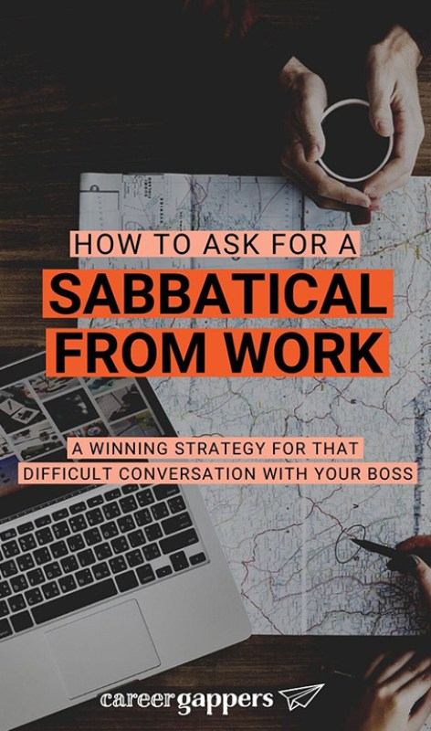 Planning on taking a sabbatical but nervous about having that difficult conversation with your boss? This guide covers everything you need to know about how to ask for a sabbatical from work, as well as a few sabbatical ideas and career break inspiration. #sabbatical #careerbreak #careerbreaktravel #careeradvice #careertips