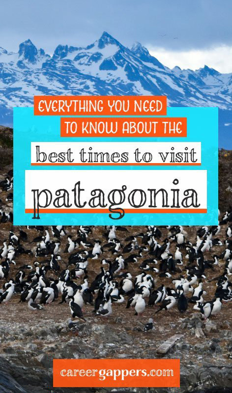 Need to know the best times to visit Patagonia? This guide compiles everything you need to know about the seasons, climate and ideal timing for activities. #patagonia #visitpatagonia #wtrek #patagoniaweather #argentina #chile