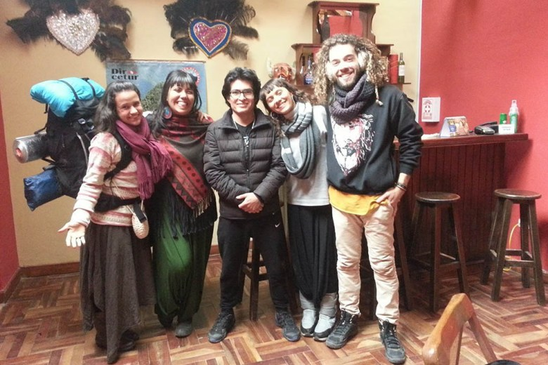 La Waka Perdida is a cosy hostel with a homely, friendly vibe in Cusco's historic centre
