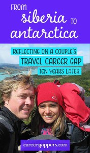 Hannah and Chris took a break from their careers and travelled for 19 months. Ten years on, they reflect on the journey's positive impact on their lives. #careerbreak #sabbatical #careergap #travelsabbatical #travelstories