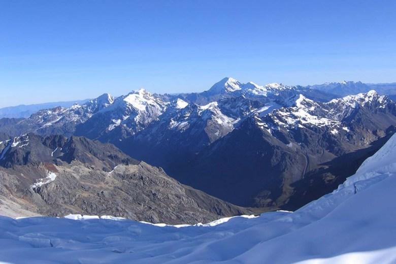 Alpamayo Base Camp is a classic Peru trekking trail