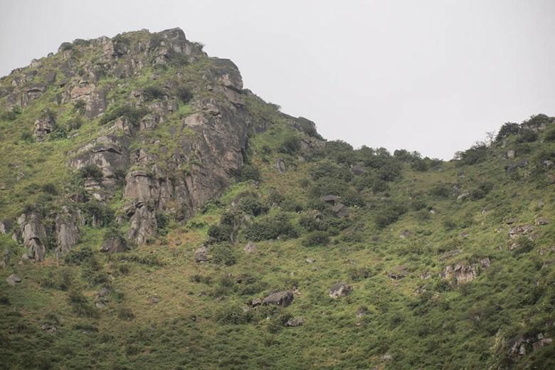 Lomas de Lúcumo nature reserve