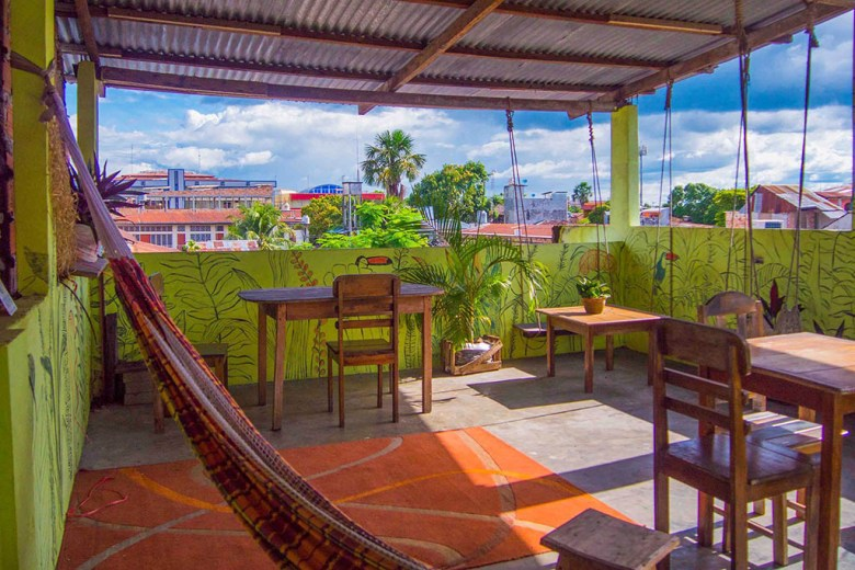 Green Track Hostel is an eco-friendly accommodation base for Iquitos and the Amazon