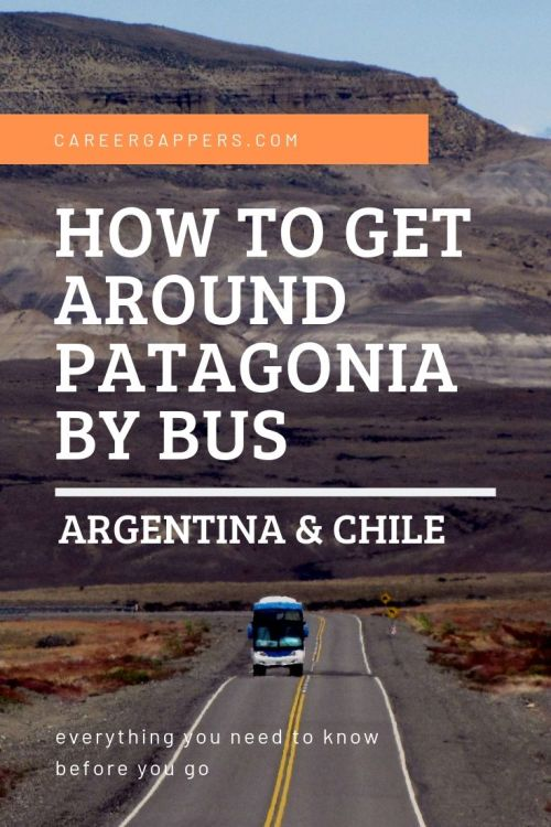 A complete guide to how to get around Patagonia by bus, with latest information on times and prices + how to reach Patagonia from Buenos Aires and Santiago. Photo by Serge distributed via a CC BY 2.0 license. #patagonia #bustravel #ruta40 #patagoniatravel #visitpatagonia
