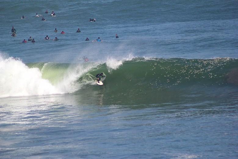 The Lima surf scene, Peru