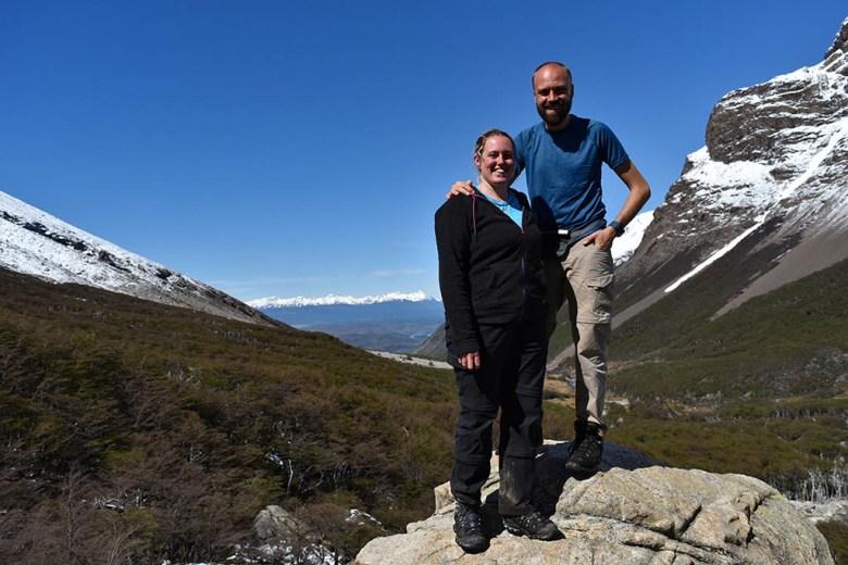 Mirador Británico Torres Del Paine