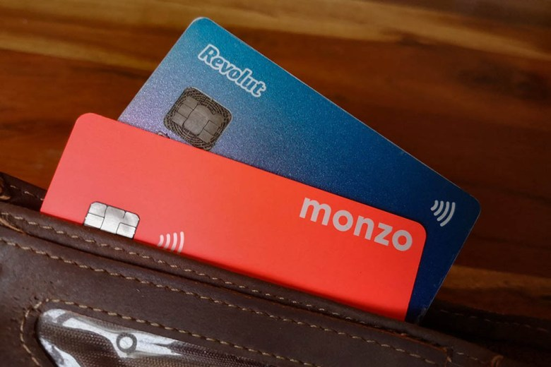 We have used both Monzo and Revolut banking apps on our travels