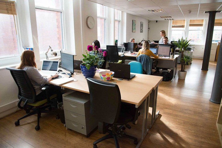 Worship Agency offices Manchester