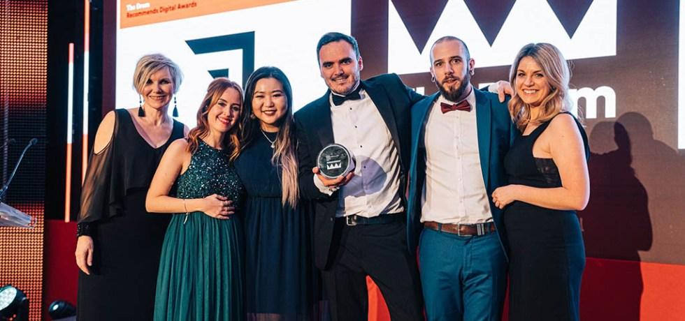 Hallam Agency awards ceremony