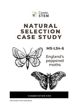Natural Selection Case Study: Peppered Moths