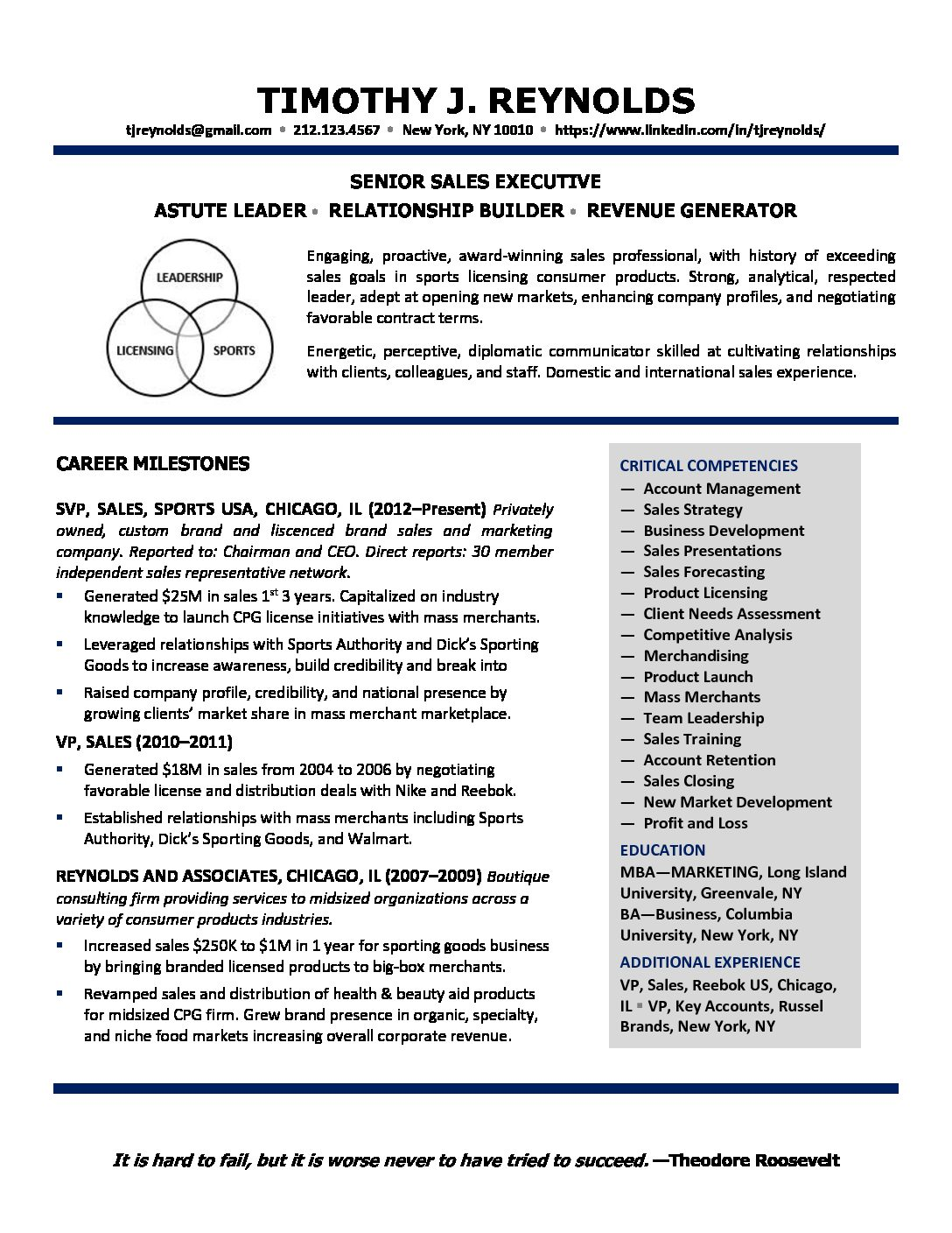 Networking 1 Year Experience Resume One Page Power Networking Resume