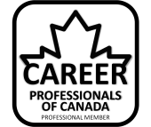 Career Professionals of Canada Black Logo