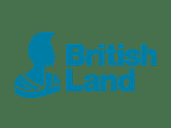 British-Land logo
