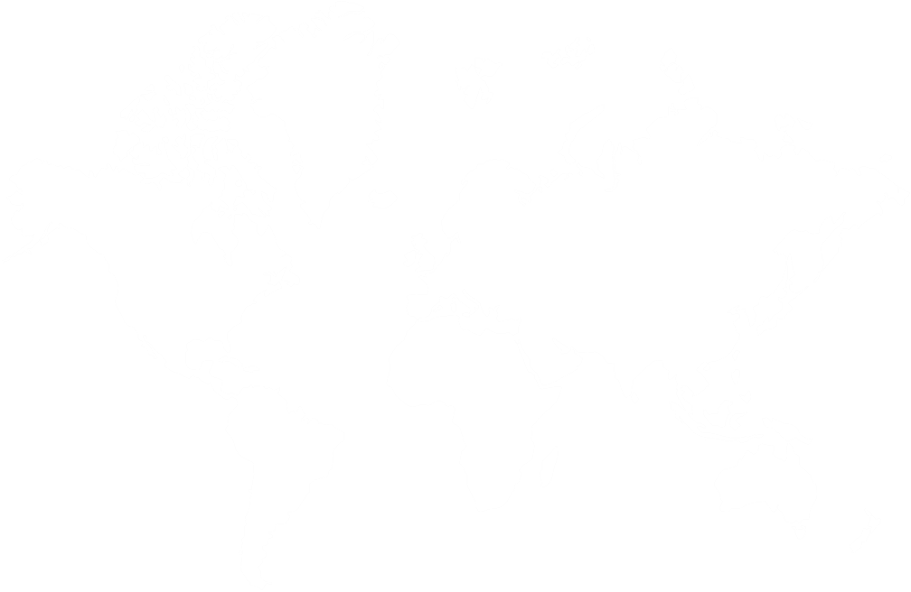 World map to show Dynata's office locations.