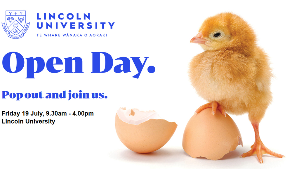 Canterbury/Lincoln Open Day