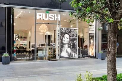 Rush Westfield stratford-salon