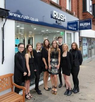 Rush Haywards Heath Team