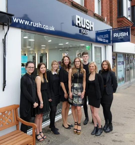 Rush Haywards Heath Team