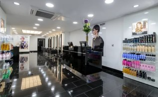 RUSH Liverpool salon
