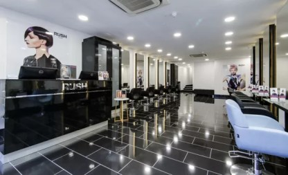 Rush Ipswich franchise salon