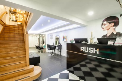 Rush Chelmsford salon