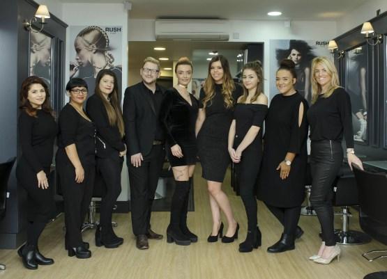 RUSH East Grinstead Team