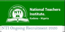 nti recruitment form