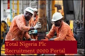 total nigeria plc recruitment