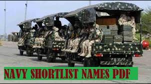 navy shortlist