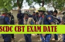 NSCDC EXAM SCREENING DATE
