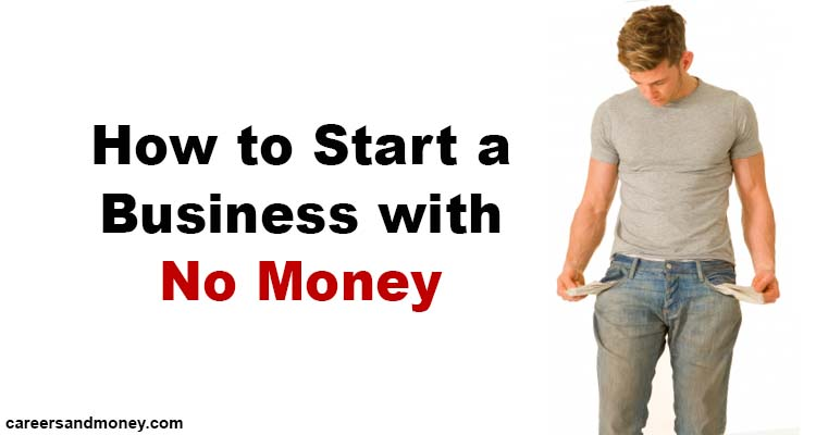 Image result for start your business without having money