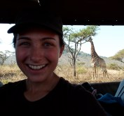 Hannah Evans on her work experience in a game reserve in South Africa with WEI research and Operation Wallacea.