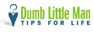 dumb little man logo