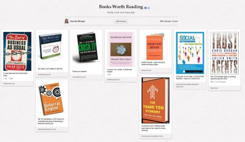 books worth reading from pinterest